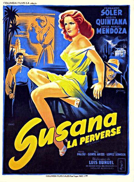 Film Review] Susana (1951) | Movie posters, Movie posters vintage, Vintage  movies