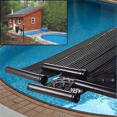Solar Works Solar Pool Heater For In Ground Or Above Ground Pools Very Interesting Obtion Solar Pool Solar Pool Heater In Ground Pools