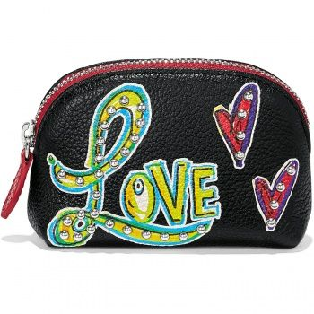 Featuring Artwork From Designer Tom Clancy This Little Pouch Is Th Mini Coin Purse Purses Coin Purse