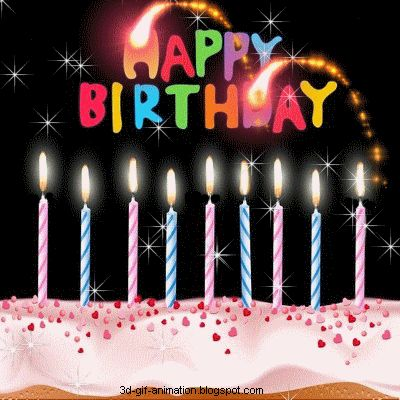 New Pics Birthday Candles Wallpaper Concepts Time For It To Explode Wax Lights That Too Around You In 2021 Happy Birthday Candles Free Birthday Card Birthday Cake Gif