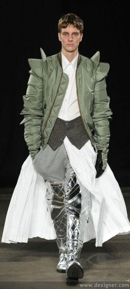 Fashion Design Men Avant Garde 36 Ideas Deconstruction Fashion Japan Fashion Anti Fashion