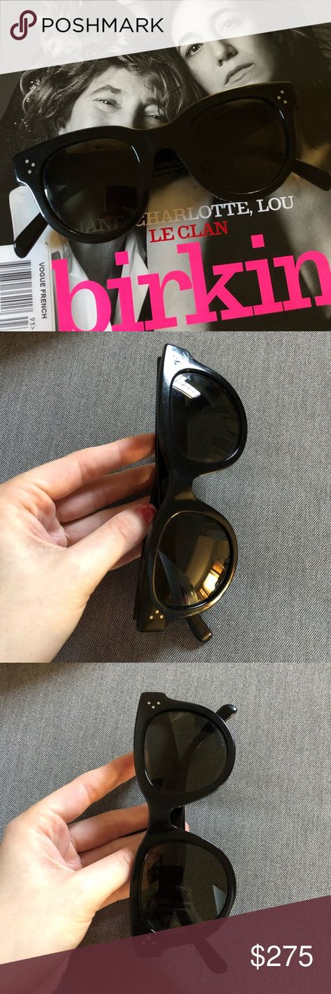 f64f006f75b List of Pinterest celine sunglasses audrey black images   celine ...