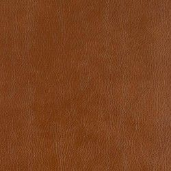 Saddle Brown Plain Breathable Leather Texture Upholstery Fabric In