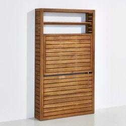 Table de balcon pliable en acacia huilé FSC* La Redoute ...