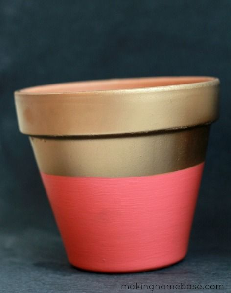 fancy design ceramic plant pots. 26 Creative Things to Do With a Terracotta Pot  Spaces Flower and things