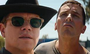 Matt Damon And Christian Bale Team Up In New Ford Vs Ferrari