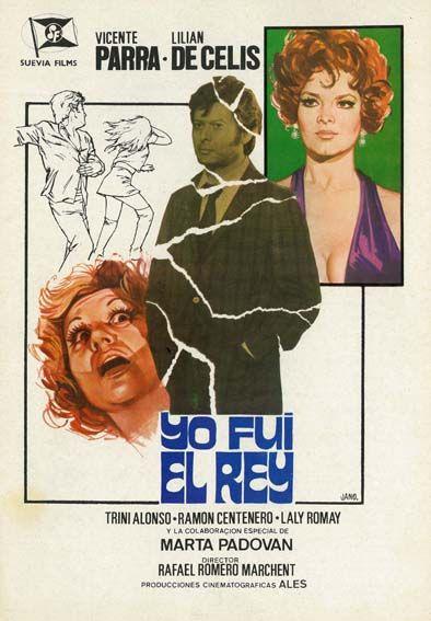 Yo Fui El Rey 1975 Tt0072427 Carteles De Cine Peliculas Cine Cine
