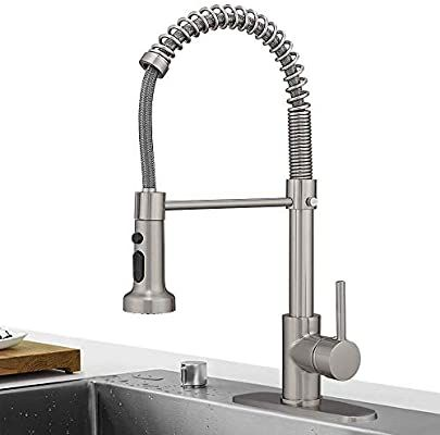 kitchen faucets pull down sink faucets