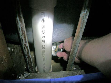 Diy Shower Leak Behind The Wall Bathtub Leaking Leaks Bathroom Budget Diy