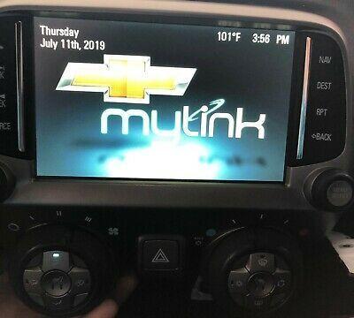Chevrolet Camaro Mylink Radio And Screen Https Ift Tt 2xwqhxj
