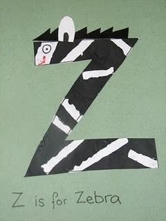 another Z for zebra