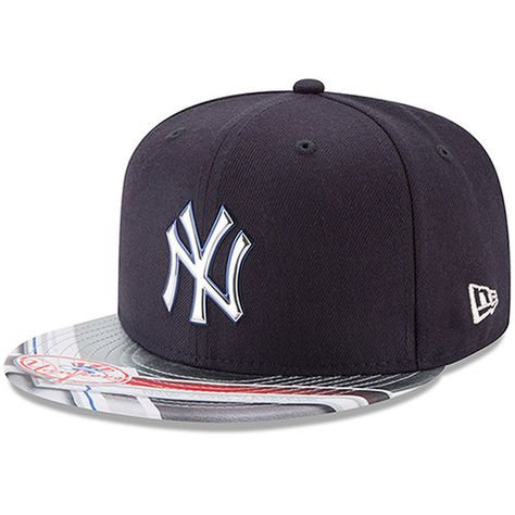 8ec571e3d54f8 New York Yankees New Era 9FIFTY Topps Collaboration Snapback Adjustable Hat  - Navy Gray