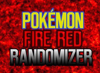 pokemon fire red randomizer download rom