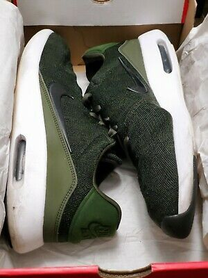Shabby Repairman Dissatisfied  Details about NIKE AIR MAX MODERN FLYKNIT AIR MAX 1 ROUGH GREEN-BLACK SZ  11.5 [876066-300] in 2020 | Nike air max modern, Nike fashion, Men s shoes
