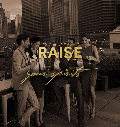 About Raised The Rooftop Bar In Downtown Chicago Rooftop Bar Rooftop Bars Chicago Chicago Girls