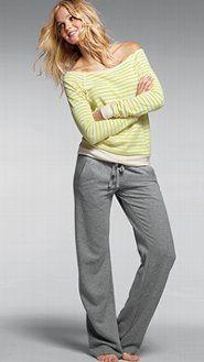 Women's Hot Yoga Clothes: Sexy Yoga Wear &Luxury Loungewear at Victoria's Secret