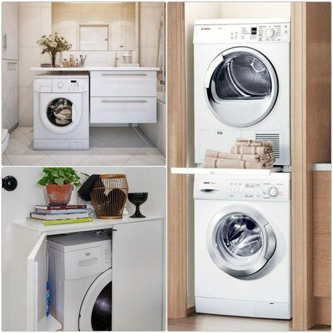 Pin Von Lara Bach Auf Small Bathroom Waschmaschine Kaufen