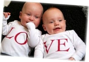 People's ways of conceiving twins