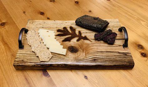 White Oak Charcuterie Board