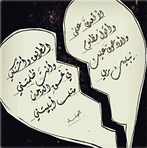 أعجبتني لأقعدن علي الطريق وأشتكي وأقول مظلوم وأنت ظلمتني وأدعون عليك في غسق الدجي يبتليك ربي مثلما أبليتني Quotes Arabic Calligraphy Words