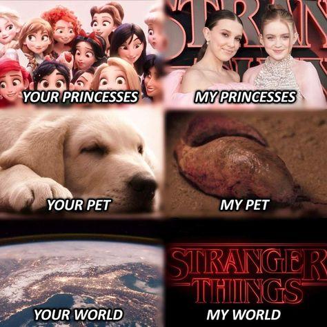 Stranger Things Amino