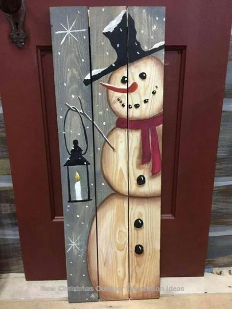 20+ Awesome Simple Christmas Craft Ornament Ideas You can Made It » ideas.hasinfo.net