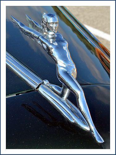 1934 buick flying goddess hood ornament hood ornaments antique cars car hood ornaments 1934 buick flying goddess hood ornament
