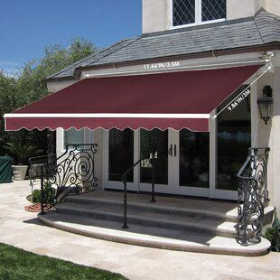 Pin On Awnings Covered Patios