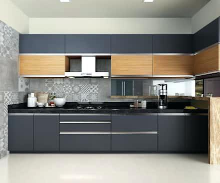 Kitchen Simple And Modern Kitchen Design Modern Kitchen Handles Images El Kitchen Interior Design Modern Modern Kitchen Furniture Modern Kitchen Cabinet Design