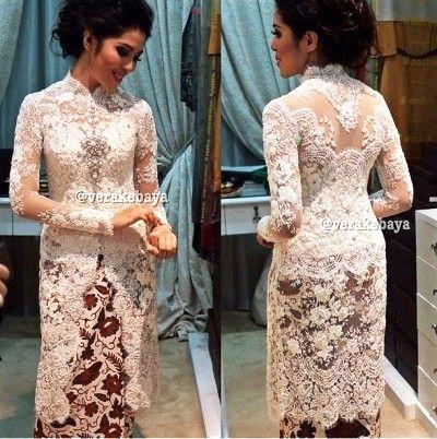 Contoh Kebaya Pengantin Batak Toba Wedding Dress In 2019 Kebaya