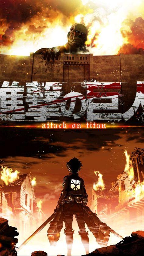 Attack on Titan Anime Series