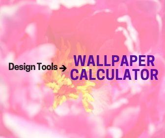 Wallpaper Calculator How Much Wallpaper Will You Need Dvd Interior Design Wallpaper Calculator Wallpaper Interior Design Wallpaper