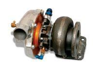 Turbo Charged Six Cylidner Mustang Turbo Charger