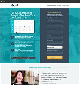 100 High Converting Landing Page Templates
