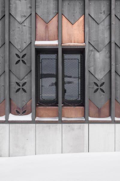 TEd'A arquitectes, Luis Diaz Diaz · School in Orsonnens · Divisare