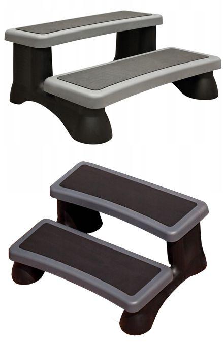 Schodki Z Tworzywa Sztucznego Do Wanny Spa Jacuzzi 7836417316 Oficjalne Archiwum Allegro Furniture Step Stool Home Decor