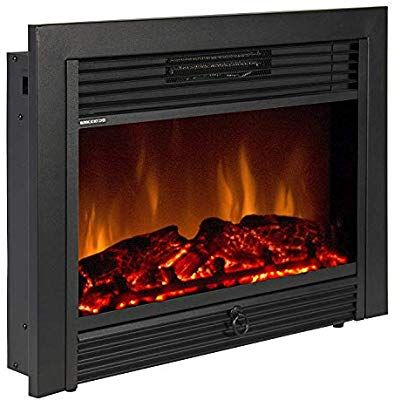 Amazon Com Kuppet 28 5 Electric Fireplace Alexa Connectivity