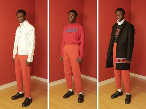 A Nigerian Becomes Youngest Designer At New York Fashion Week At 19 High Fashion Men Streetwear Brands How To Wear