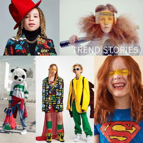 Fashion, design en lifestyle: Kids Trend Stories A/W 2020/21 #fashion #design #lifestyle #kids #trends #aw2021 #superheroes #inspiration #kidsfashion
