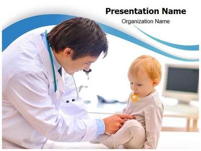 Pediatrics PowerPoint Template - Free Download Pediatrics - nursing powerpoint template