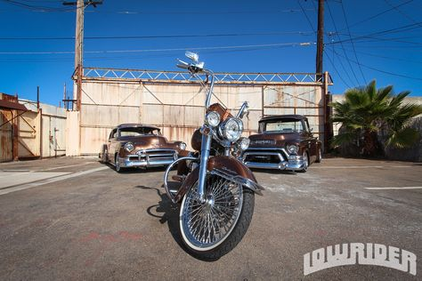 Chevrolet Deluxe Gmc 100 2006 Harley Deluxe Lowrider