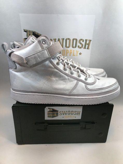 Nike Vandal High Supreme AS QS 90 10 Allstar Weekend 2018 AQ0113-001 Size  15  Nike  AthleticSneakers f9ec65ff45f9