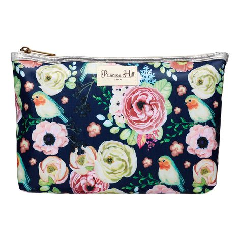 15690f8cc3 Primrose Hill Cosmetic Bag 3 piece Clutch Set Rose Floral ( 15 Value)   18.18  makeup  mac