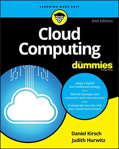 Cloud Computing For Dummies 2nd Edition Cloud Computing Cloud Infrastructure Computer