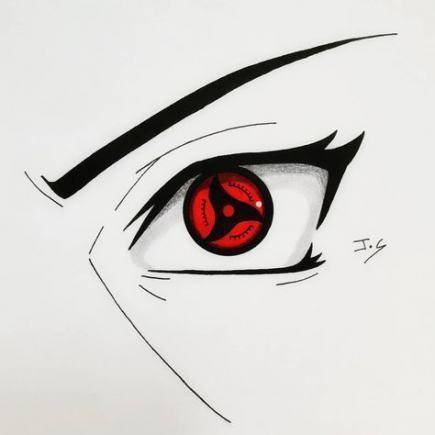 30 Trendy Drawing Sketches Anime Manga Eyes Manga Eyes Naruto