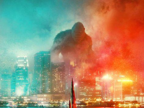 Godzilla vs Kong 2021 Wallpaper, HD Movies 4K Wallpapers, Images, Photos and Background - Wallpapers Den