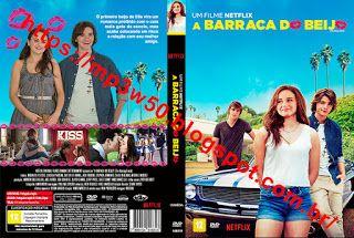 W50 Producoes Cds Dvds Blu Ray A Barraca Do Beijo Barraca