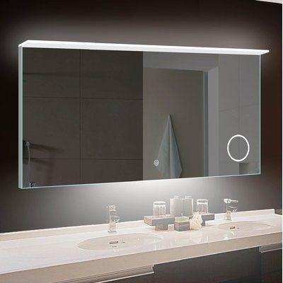 Orren Ellis Albertus Modern Contemporary Frameless Lighted