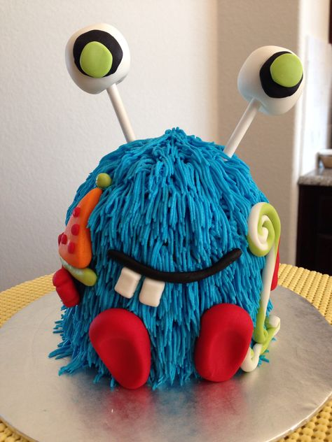 Miraculous Monster Smash Cake By Susan Ward Whisk Confections Mckinney Tx Birthday Cards Printable Giouspongecafe Filternl
