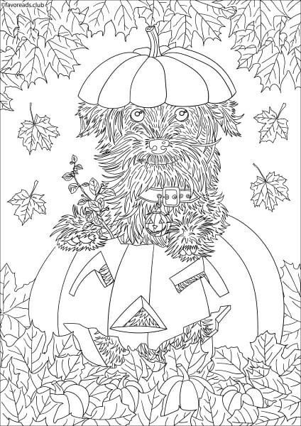 Pin By Kathy Carney On Coloring Pages Halloween Dog Coloring Book Dog Coloring Page Cat Coloring Page